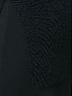 Топ С Глубоким Вырезом SCANLAN THEODORE                                                                                                              черный цвет