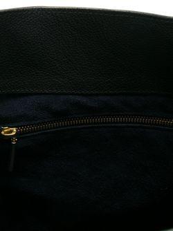Сумка-Хобо С Логотипом SCANLAN THEODORE                                                                                                              черный цвет