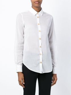 Классическая Рубашка Forte Forte                                                                                                              белый цвет