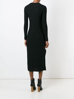 Облегающее Платье Forte Forte                                                                                                              черный цвет
