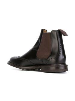 Ботинки Cransley Church'S                                                                                                              черный цвет