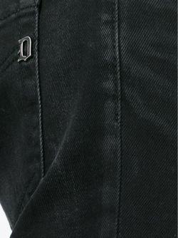 Джинсы Ramones Dondup                                                                                                              черный цвет