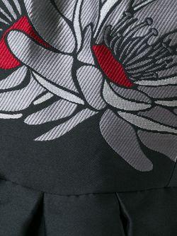 Жаккардовое Платье Pernilla P.A.R.O.S.H.                                                                                                              чёрный цвет