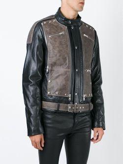 Куртка С Панельным Дизайном Faith Connexion                                                                                                              коричневый цвет