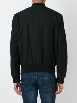 Куртка-Бомбер Dsquared2                                                                                                              черный цвет
