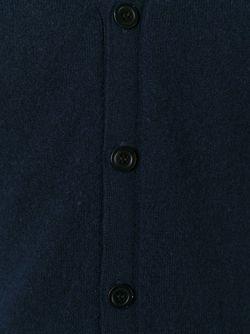 Классический Кардиган Aspesi                                                                                                              синий цвет