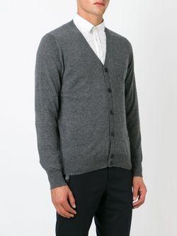 Классический Кардиган Aspesi                                                                                                              серый цвет