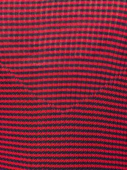 Свитер В Полоску Sonia Rykiel                                                                                                              красный цвет