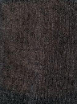 Прозрачный Свитер С Высоким Горлышком Isabel Benenato                                                                                                              серый цвет