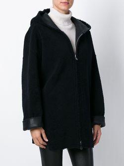 Куртка С Капюшоном Sylvie Schimmel                                                                                                              синий цвет