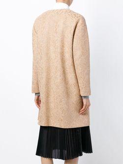 Кружевное Пальто MSGM                                                                                                              Nude & Neutrals цвет