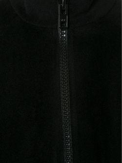 Длинное Пальто С Объемными Карманами MICOL RAGNI                                                                                                              черный цвет