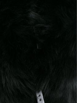 Пушистый Рюкзак Marni                                                                                                              чёрный цвет