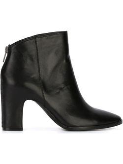 Ботинки По Щиколотку Ash                                                                                                              чёрный цвет
