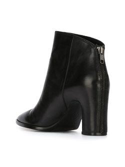 Ботинки По Щиколотку Ash                                                                                                              черный цвет