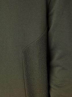 Удлиненная Толстовка ANDREA YA'AQOV                                                                                                              зелёный цвет