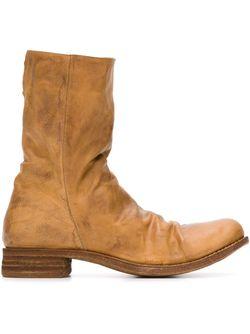 Ботинки Vitello A DICIANNOVEVENTITRE                                                                                                              коричневый цвет
