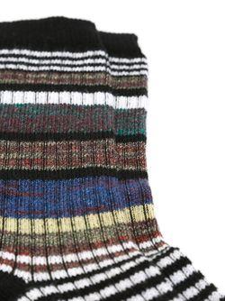 Носки В Полоску Marni                                                                                                              чёрный цвет