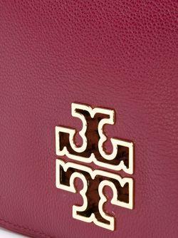 Сумка Через Плечо С Логотипом Tory Burch                                                                                                              красный цвет