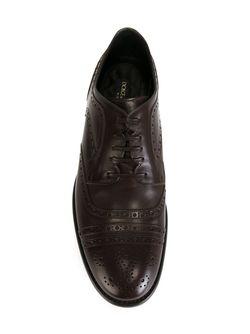 Классические Броги Dolce & Gabbana                                                                                                              коричневый цвет
