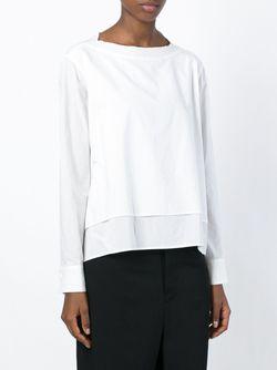 Многослойный Топ Y'S                                                                                                              белый цвет