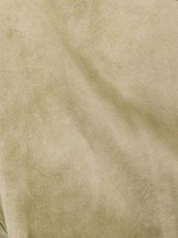 Кожаная Блузка В Крестьянском Стиле Tory Burch                                                                                                              серый цвет