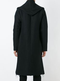 Пальто С Капюшоном Forme D'Expression                                                                                                              черный цвет