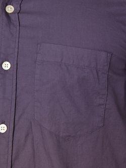 Рубашка С Нагрудным Карманом BED J.W. FORD                                                                                                              розовый цвет
