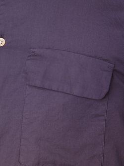 Рубашка Без Воротника С Нагрудными Карманами BED J.W. FORD                                                                                                              розовый цвет