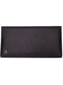 Бумажник-Визитница IKIJI                                                                                                              чёрный цвет