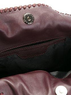 Сумка-Тоут Falabella С Принтом Звезд Stella Mccartney                                                                                                              красный цвет