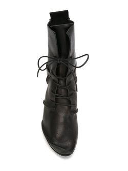 Ботинки На Танкетке Trippen                                                                                                              чёрный цвет