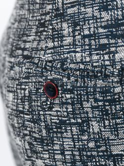 Укороченные Тканые Брюки Paul By Paul Smith                                                                                                              синий цвет