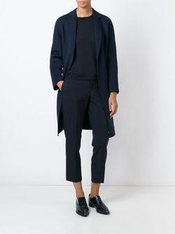 Пальто Mina 'S Max Mara                                                                                                              синий цвет