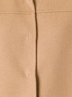 Однобортное Пальто Bastia 'S Max Mara                                                                                                              Nude & Neutrals цвет