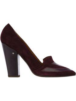 Туфли Isla Laurence Dacade                                                                                                              красный цвет