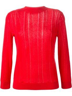 Свитер Maud A.P.C.                                                                                                              красный цвет