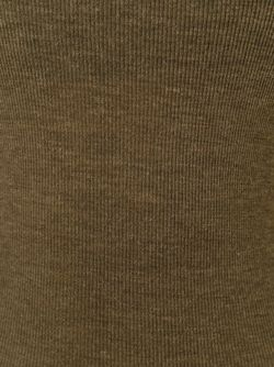 Майка В Рубчик Isabel Benenato                                                                                                              коричневый цвет