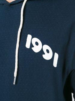 Толстовка С Капюшоном 1991 Soulland                                                                                                              синий цвет