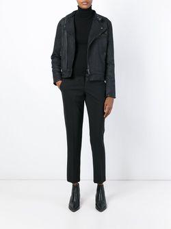 Куртка Jinny Moto Polo Ralph Lauren                                                                                                              черный цвет