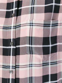 Рубашка В Клетку Equipment                                                                                                              розовый цвет