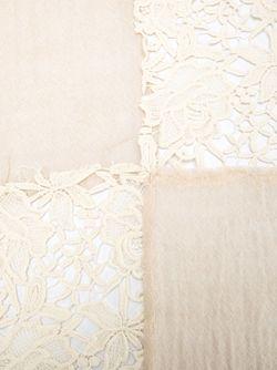 Кружевной Шарф MIYAO                                                                                                              Nude & Neutrals цвет