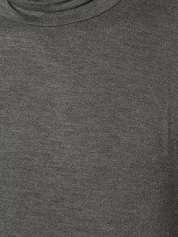 Топ Без Рукавов С Высокой Горловиной MAJESTIC FILATURES                                                                                                              серый цвет