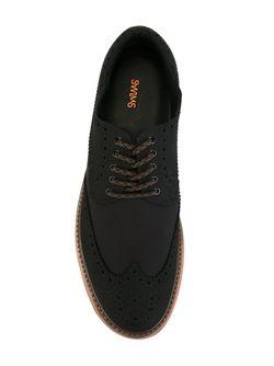 Туфли Броги Swims                                                                                                              черный цвет