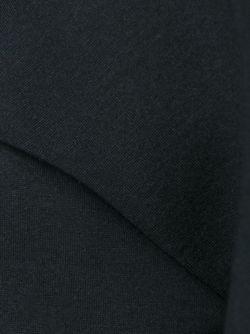 Толстовка С Круглым Вырезом Jil Sander Navy                                                                                                              чёрный цвет