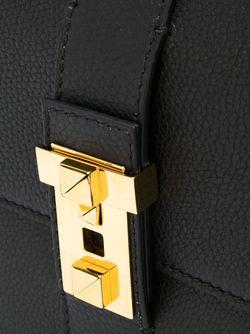 Сумка На Плечо B Rockstud Valentino Garavani                                                                                                              черный цвет