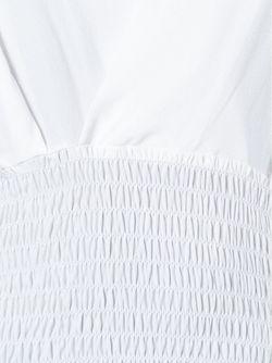 Топ C V-Образным Вырезом Dondup                                                                                                              белый цвет