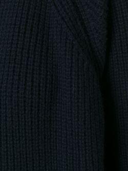 Свитер С Круглым Вырезом Forte Forte                                                                                                              синий цвет