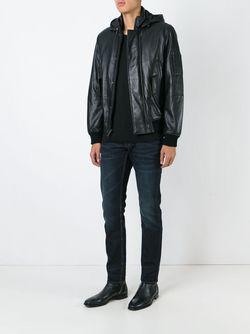 Куртка С Капюшоном Michael Kors                                                                                                              черный цвет