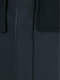 Однобортное Пальто Marni                                                                                                              черный цвет